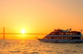 Sunset Cruise on San Francisco Bay