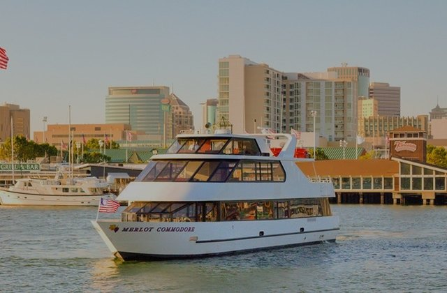 San Francisco Bay Area Luxury Yacht Charter Event Venue