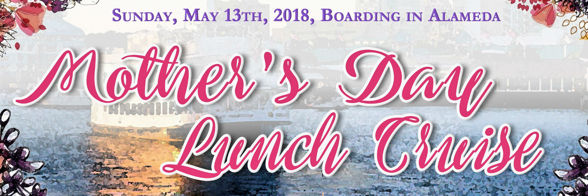 san francisco bay cruise for mothers day