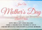 mothers day cruise charter boat yacht