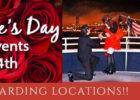 San Francisco Bay Valentine's Day Charter Yacht Boat Cruise