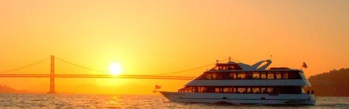 Sunset Cruise on San Francisco Bay