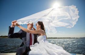 wedding yacht cruise bay area