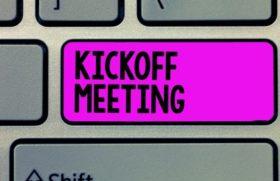 Yacht Charters Kickoff Meeting Venues