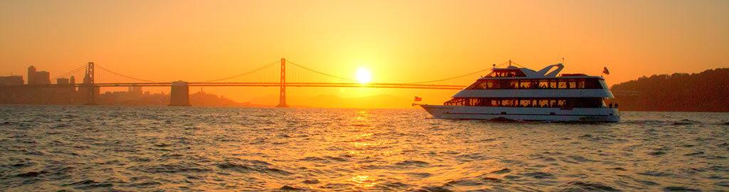 Bay Area sunset cruise