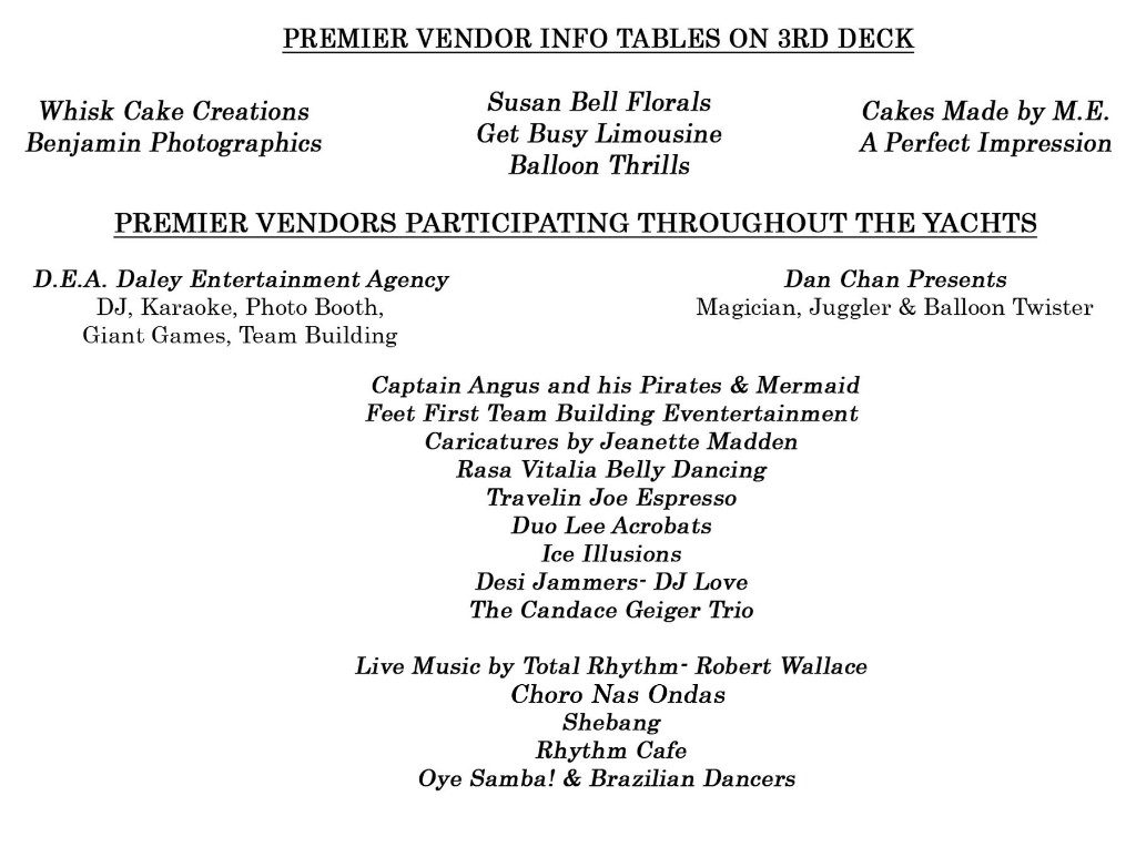 List of Commodore Events Vendors Showcase