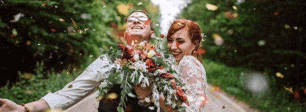 Couple Planning Wedding Commodore